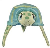 Wild and Wonderful 绿海龟毛绒填充动物毛绒玩具