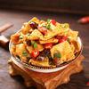 麻辣香菇豆干零食小吃豆腐干辣条休闲零食批发小包装多规格可选 不辣 约8-10袋