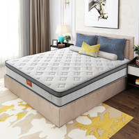 5日0点:SLEEMON 喜临门 晨曦 乳胶弹簧床垫 180*200cm