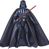 Hasbro 孩之宝 Star Wars星球大战黑盒 碳化限定 达斯·维达