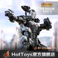 Hot Toys 复仇者联盟3 战争机器普通版 1:6比例合金珍藏人偶
