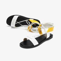 DAPHNE 达芙妮 1018303001 女士凉鞋