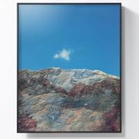 加拿大艺术家 BENOIT PAILLE 贝努瓦·帕耶 作品《不雅云》