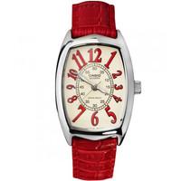 CASIO 卡西欧 女士手表指针系列酒桶形石英手表