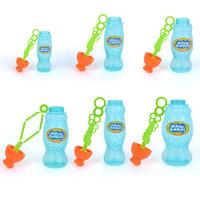 MiDeer弥鹿儿童泡泡水小瓶装安全宝宝吹泡工具泡泡机无玩具小号毒