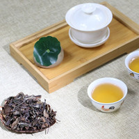 阖茗轩 福鼎老白茶  150g *2件
