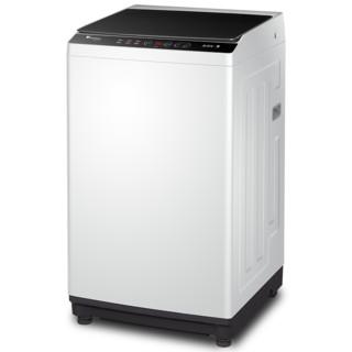 小天鹅洗衣机全自动家用波轮小型8公斤大容量洗脱一体机TB80V23H