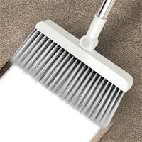 扫把簸箕套装组合家用扫帚笤帚撮箕软毛不沾头发神器刮地板刮水器