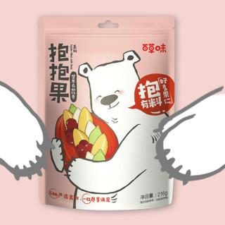 Be&Cheery 百草味 抱抱果 坚果夹心红枣 216g
