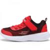 SKECHERS 斯凯奇 SPORT系列 男童魔术贴运动鞋 660029L 红色/黑色 21