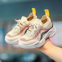 移动专享:Tasidi-G 儿童网鞋时尚老爹鞋