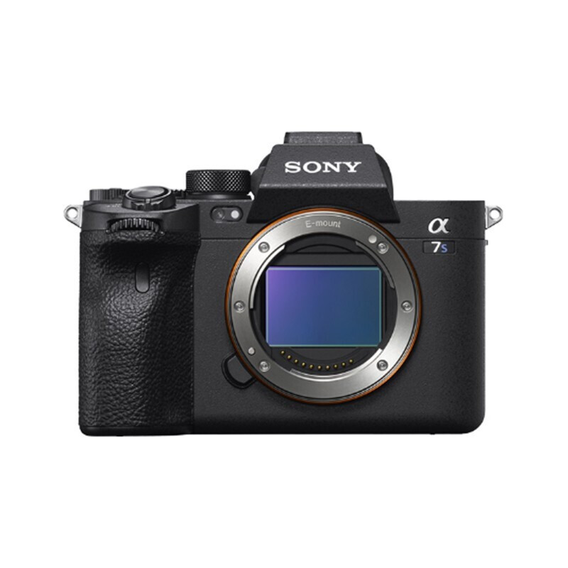 SONY 索尼 a7s3 全画幅微单数码相机 单机身 黑色
