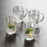 宏虎  大容量玻璃杯  230ml