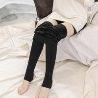 BONAS 宝娜斯 DS8306 女士加厚保暖连裤袜
