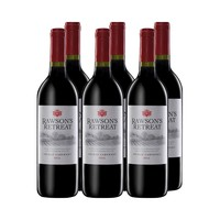 Penfolds 奔富 洛神山庄 西拉赤霞珠 红葡萄酒 750ml*6支