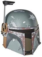 Star Wars 星球大战 黑色系列Boba Fett帝国反击高级电子头盔,角色扮演