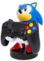 可收藏的 Sonic 刺猬设备支架 -PlayStation 和 Xbox 控制器和所有智能手机