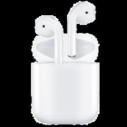 Air无线蓝牙耳机苹果安卓通用 华强北2代1:1(无线充电+入耳检测+改名定位+反磁)