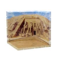 Dioramansion150阿布辛拜勒神庙/实验室/爱丁堡城堡