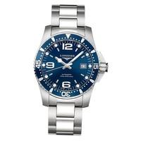 超值黑五、银联返现购:LONGINES 浪琴 L37424966 男士机械腕表