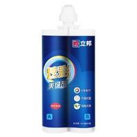 立邦 炫彩美缝剂 亮瓷白 420g(A B) *3件