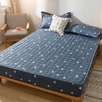 莱诗卡 夹棉加厚床笠 150*200cm 单床笠 多个款式