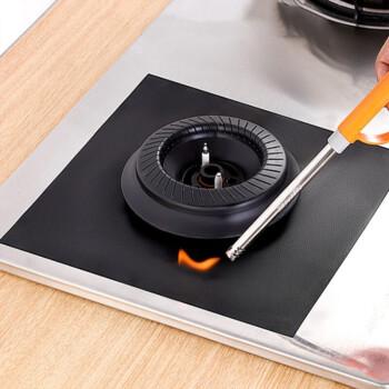 米良品 加厚耐高温厨房灶台保护垫 2片装
