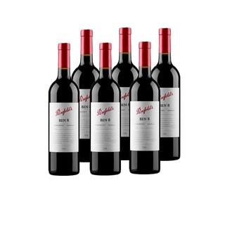聚划算百亿补贴 : Penfolds 奔富 BIN8干红葡萄酒 750ml*6瓶