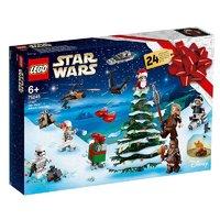 百亿补贴:LEGO 乐高 星球大战系列 75245 圣诞倒数日历