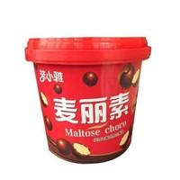 众缘金香子 桶装麦丽素巧克力味 128g