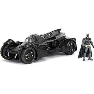 Jada Toys Jada 佳达 Toys 金属 1:24  2015骑士蝙蝠车+蝙蝠侠