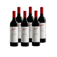 澳洲奔富 BIN389 干红酒葡萄酒 750ml*6瓶