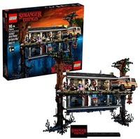 LEGO 乐高 怪奇物语系列 75810 颠倒世界 经典收藏版