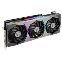 MSI 微星 GeForce RTX 3080 SUPRIM X 10G 超龙 显卡 10GB