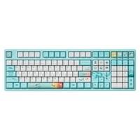 AKKO 爱酷 3108V2 莫奈之池 机械键盘 TTC金粉轴/TTC金红轴/月白轴