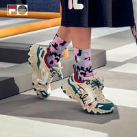 FILA 斐乐 FUSION T12W031101F 女子老爹鞋运动鞋