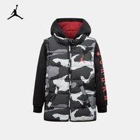 Nike Air Jordan 耐克 男童棉服外套
