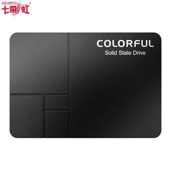 COLORFUL 七彩虹 SL300系列 SATA3.0固态硬盘 120GB