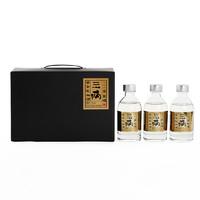三两 53度 金标酱香型白酒礼盒 150ml*3瓶