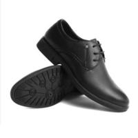 BELLE 百丽 6BR21CM9 男士商务羊皮革皮鞋