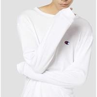 中亚Prime会员、限尺码:Champion 冠军 CM4HQ202 男士长袖T恤