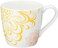 NARUMI 鸣海制陶 Day +Mug玻璃杯 11.5液体盎司