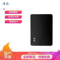 """泽石国产""""芯""""系列CS210X SSD 2.5英寸 SATA接口 512GB固态硬盘 三年质保"""