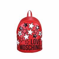 88VIP:LOVE MOSCHINO 爱莫斯奇诺 JC4086 满星刺绣logo背包