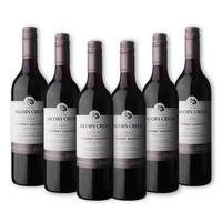 88VIP: JACOB'S CREEK 杰卡斯 经典赤珠霞干红葡萄酒 750ml*6瓶