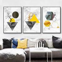 移动专享: 0719 客厅装饰画 30*40厘米 一套3福画
