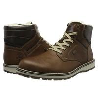 Rieker Herbst 03011 男士加绒短靴