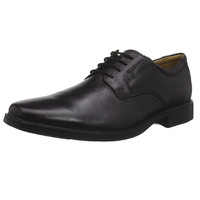 Clarks Tilden Plain Derbys 男士系带皮鞋