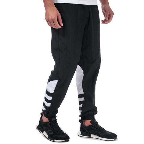 adidas Originals 男士三叶草印花运动裤
