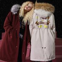 elf sack 妖精的口袋 10415055 女士羽绒服
